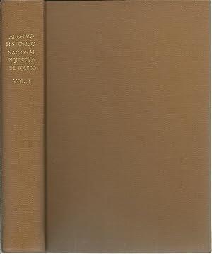 Catalogo de las causas contra la fe seguidas ante el tribunal del Santo Oficio de la Inquisicion de...