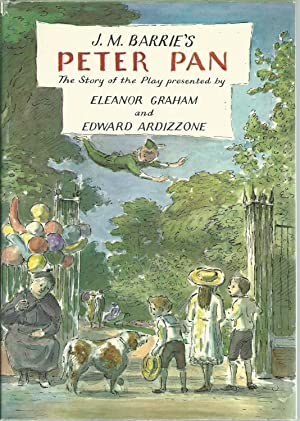 J.M. Barrie's Peter Pan: The Story of: Graham, Eleanor