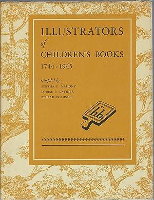 Illustrators of Children's Books, 1744-1945: Mahony, Bertha E.;