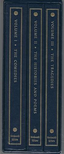The Complete Works of William Shakespeare (Three: William Shakespeare