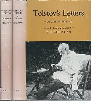 Tolstoy's Letters: Volumes I & II: Tolstoy, Leo