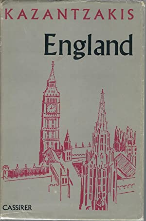 England: A Travel Journal