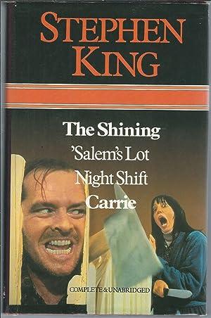 Stephen King: The Shining ; Salems Lot: King, Stephen