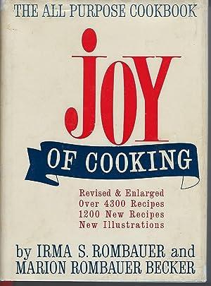 Joy of Cooking: Rombauer, Irma S.;