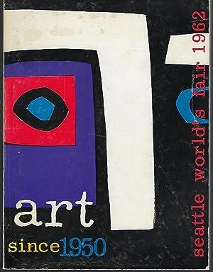 Art Since 1950: American and International: Seattle: Davis, Norman; Sam