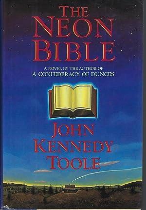 The Neon Bible: Toole, John Kennedy