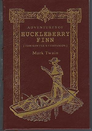 Adventures of Huckleberry Finn (Tom Sawyer's Companion): Twain, Mark