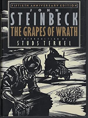 The Grapes of Wrath: 50th Anniversary Edition: Steinbeck, John