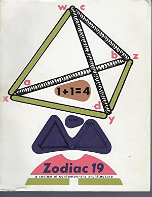 Zodiac 19: A Review of Contemporary Architecture