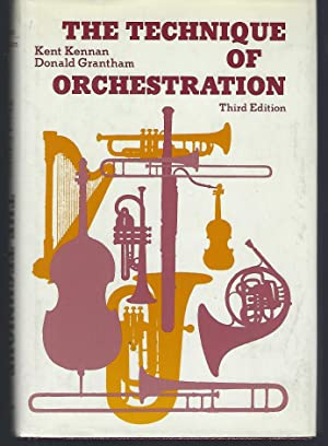 The Technique of Orchestration, 3rd Edition