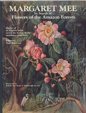 Margaret Mee In Search of Flowers of: Mee, Margaret