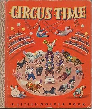 Circus Time: Conger, Marion