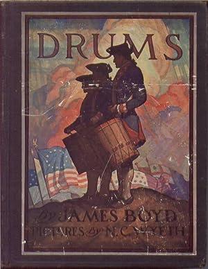 Drums: Boyd, James; Wyeth, N. C. (illustrator)