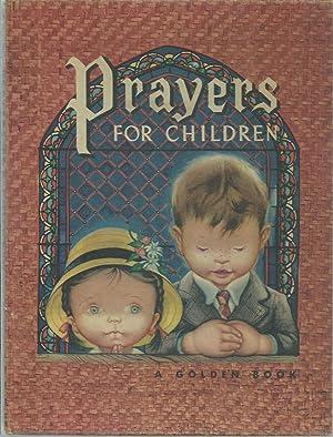 Prayers for Children A Golden Book: Wilkin, Eloise