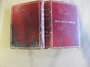 Hon. Silas Wright: Manual for use of the Legislature of the State of New York: New York Secretary ...