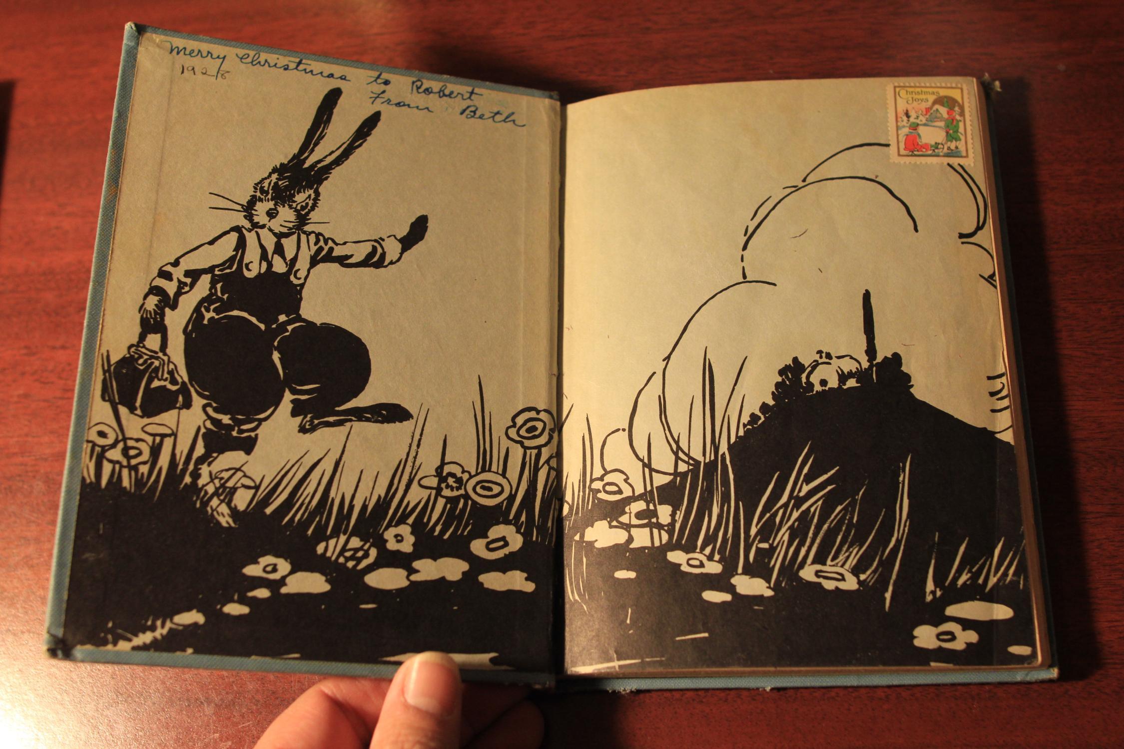 The Runaway Bunny by Smith, Laura Rountree: A. Flanagan ...