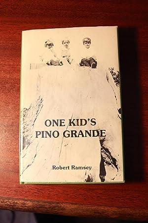 One Kid's Pino Grande: Ramsey, Robert