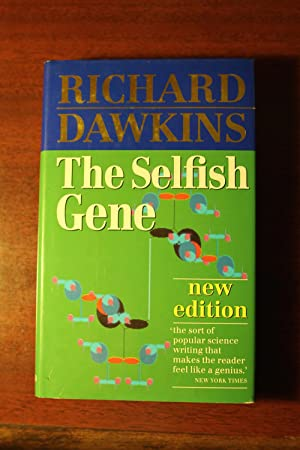 The Selfish Gene First Edition Abebooks