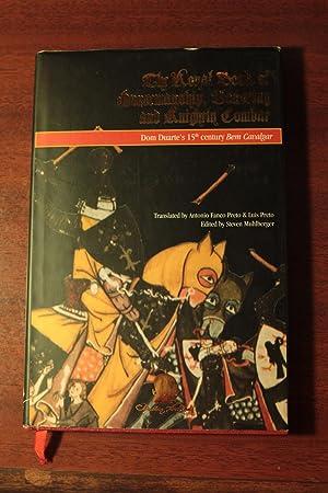 The Royal Book of Swordsmanship, Jousting and: Dom Duarte