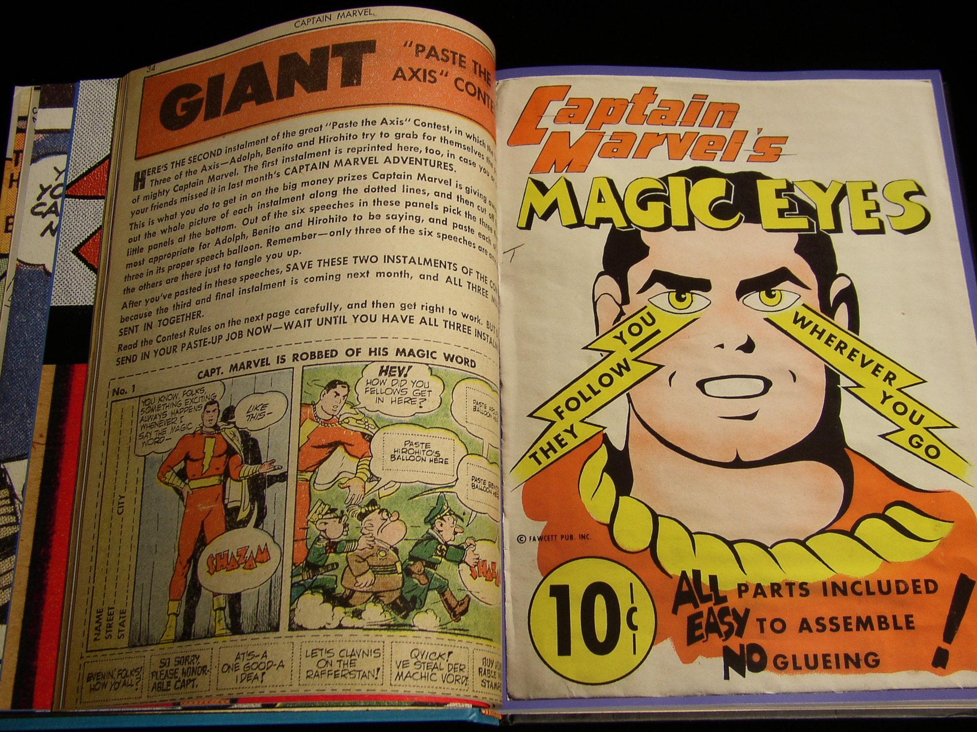 The Golden Age of the Worlds Mightiest Mortal Shazam!