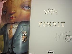 Pinxit: Mark Ryden, Paul Levitz
