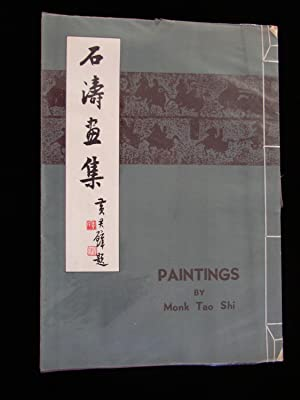 Paintings by Monk Tao Shi Taipei Taiwan museum Book Shih Tao Ming-Qing Dynasties