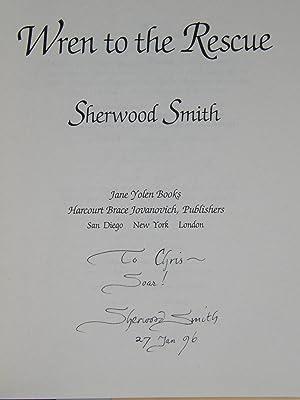 Wren to the Rescue: Sherwood Smith