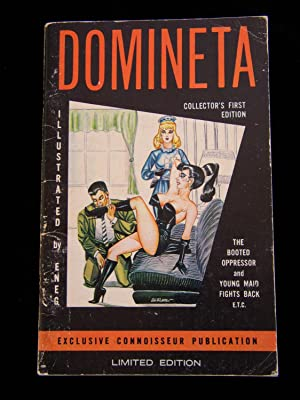 Domineta: The New Connoisseur Publication Featuring Dominating Stories, Cartoons, Photos and ...