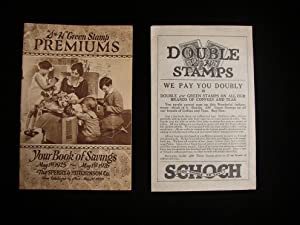 1925-1926 S & H Green Stamp Premiums
