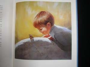 Donald Zolan's Oil Paintings of Early Childhood (Signed): Donald Zolan, John D. Hugunin