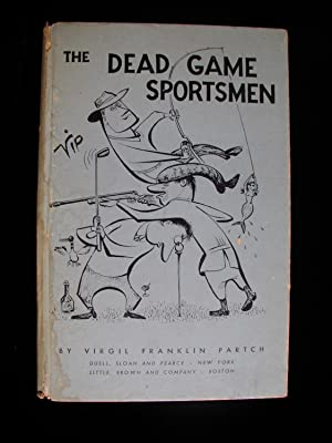 The Dead Game Sportsmen (With Signed Drawing)