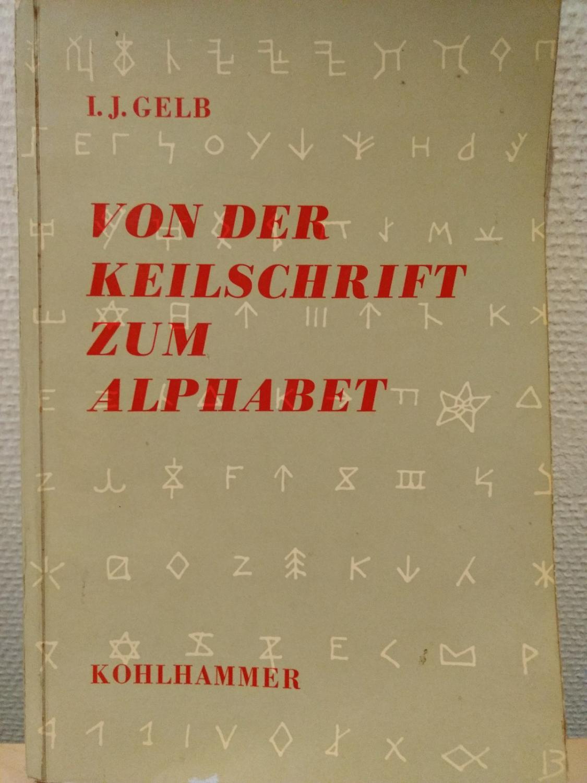 von der keilschrift zum alphabet - ZVAB