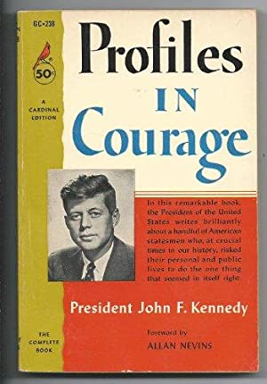 an introduction to the profiles in courage john f kennedy The pulitzer prize winning classic by president john f kennedy, with an introduction by  john f kennedy's profiles in courage  by john fitzgerald kennedy,.