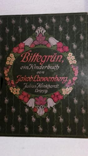 Bittegrün, in Kinderbuch