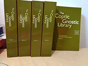 The Coptic Gnostic Library (5 Bände): A Complete Edition of the Nag Hammadi Codices