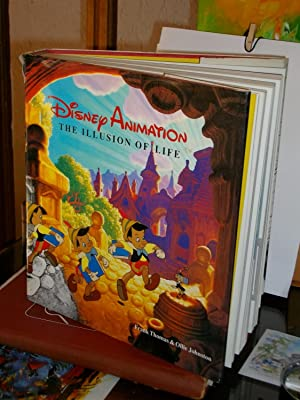 Disney Animation the Illusion of Life
