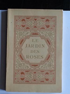 Le Jardin Des Roses: Saadi Traduction Par