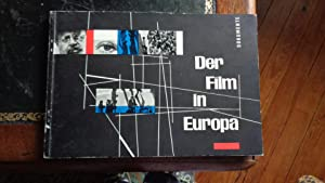 Der Film in Europa (avec 134 photographies)