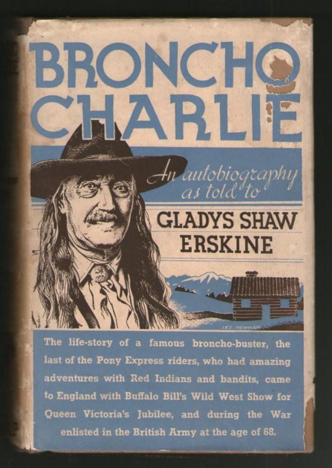 Broncho Charlie - A Saga of the Saddle