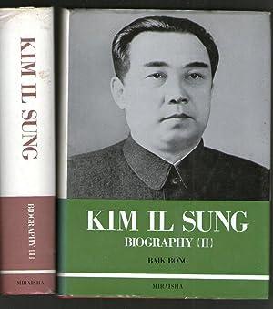 Kim Il Sung - Biography - 2: Baik Bong