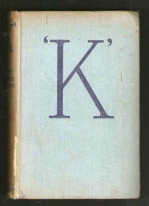"""K"""": Mary Roberts Rinehart"""
