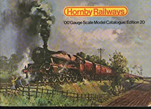 Hornby Railways OO Gauge Scale Model Catalogue Edition 20