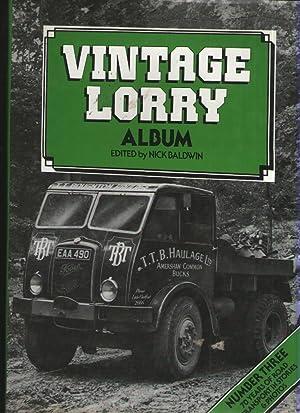 Vintage Lorry Album: Nick Baldwin [ed.]