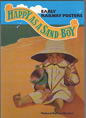 Happy as a Sand-Boy - Early Railway Posters