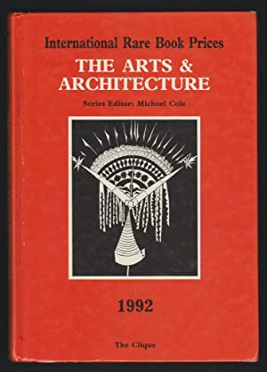 The Arts & Architecture 1992 - Annual Register of Book Values