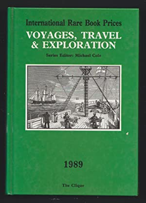 International Rare Book Prices - Voyages Travel & Exploration - 1989