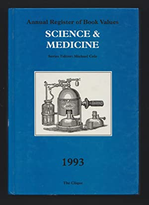 Annual Register of Book Values - Science and Medicine - 1993