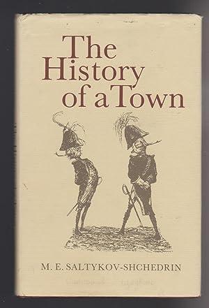 The History of a Town: M. E. Saltykov-Shchedrin