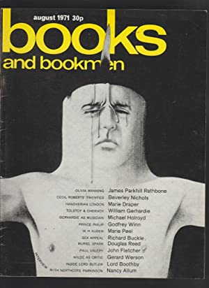 Books and Bookmen - August 1971