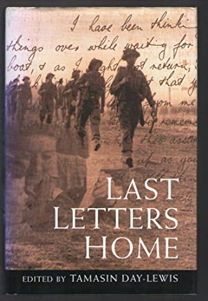 Last Letters Home: Tamasin Day-Lewis [ed.]